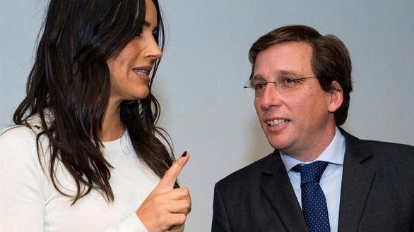Almeida y Villacís entregarán la llave de oro de Madrid a Guaidó