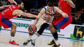 Euroliga. El Valencia Basket sólo puede dar la cara ante el CSKA | 81-70