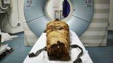 Científicos logran 'hacer hablar' a una momia de hace 3.000 años