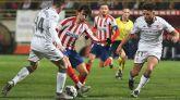 Copa del Rey. El Atlético toca fondo: es eliminado por la Cultural Leonesa   2-1