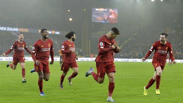 No hay quien frene al Liverpool en Inglaterra