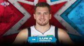 NBA. Luka Doncic ya está en el Olimpo: titular en el All Star