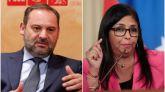 Sánchez desprecia a Guaidó mientras Ábalos se reúne en secreto con la número dos de Maduro