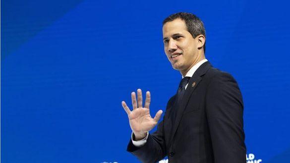 La agenda de Guaidó en Madrid: reunión con la ministra y 'baño de masas' en Sol