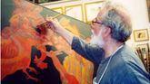 Homenaje a Manuel Alcorlo en la Real Academia de Bellas Artes de San Fernando
