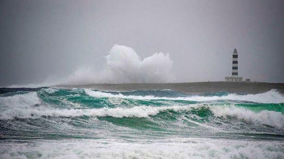 'Gloria' hace sentir los efectos del cambio climático en el Mediterráneo
