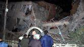 Al menos 18 muertos tras un terremoto de 6,5 grados en Turquía