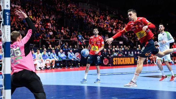 Europeo. España se exhibe y sufre frente a Eslovenia para llegar a la final | 34-32
