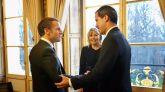 Macron recibe a Guaidó y reclama elecciones presidenciales libres a Maduro