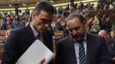 Estados Unidos acusa a Ábalos de enturbiar su política con la UE por el desplante a Guaidó