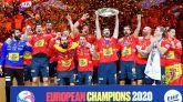 Europeo de balonmano. España, campeona por épica y oficio | 22-20