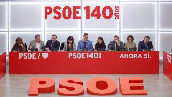 Ejecutiva Federal del PSOE: Calvo niega conflicto con Ábalos