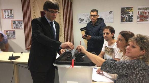 El Tribunal de Cuentas cifra en 4,1 millones de euros los gastos del 1-O