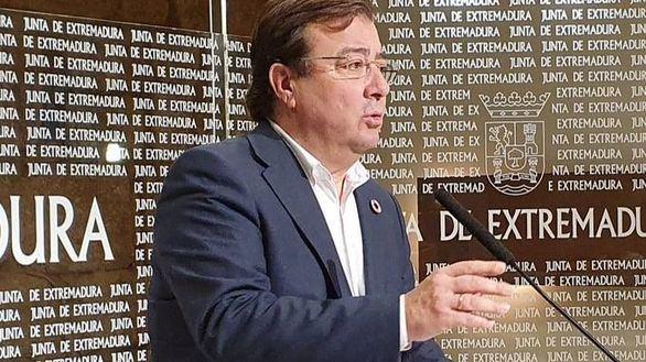 Vara atribuye el desplome del empleo en Extremadura a la subida del SMI