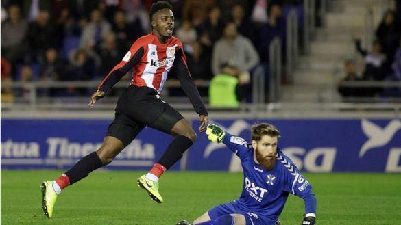 Los penaltis permiten al Athletic sobrevivir a la agonía en el Heliodoro | 3-3