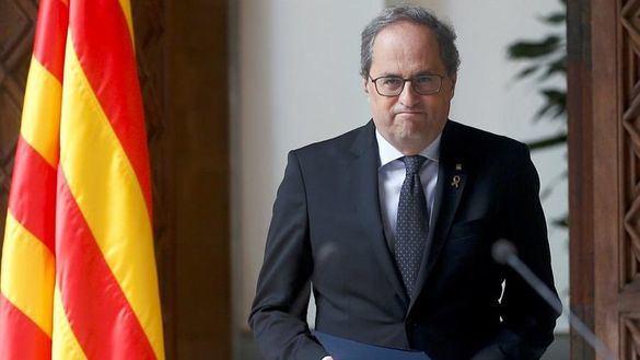 Torra rompe con ERC y anuncia que convocará elecciones