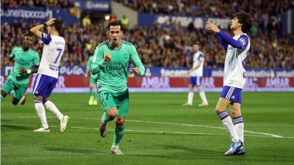 Copa del Rey. El Real Madrid pone la directa hacia cuartos |0-4