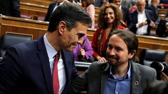 PSOE y Unidas Podemos son los únicos que suben en el último CIS de Tezanos