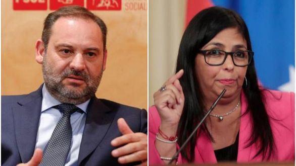 PP y Vox denuncian a Ábalos ante la Fiscalía por su encuentro con la número 2 de Maduro