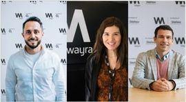 Tres emprendedores de éxito refuerzan la estrategia de Wayra en Europa.