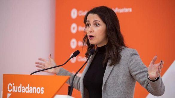 Arrimadas propone ahora una alianza con PP en Cataluña, País Vasco y Galicia