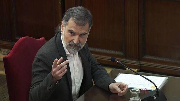 La Fiscalía se opone a un nuevo permiso a Cuixart por su