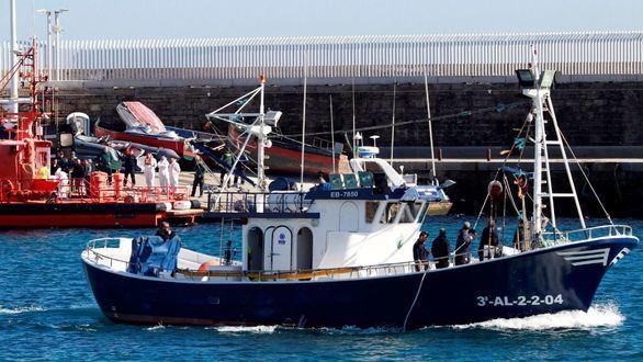 El barco gaditano Rúa Mar era investigado por la Audiencia Nacional por narcotráfico
