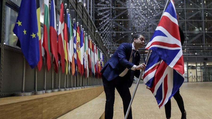 El Reino Unido, aislado