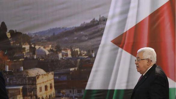Abbas anuncia la