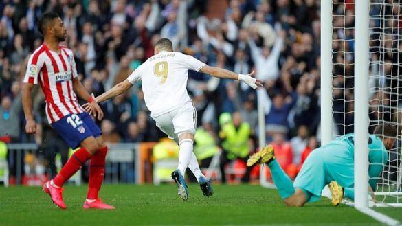 Vinicius evita que el Atlético vuelva a domar al Real Madrid | 1-0