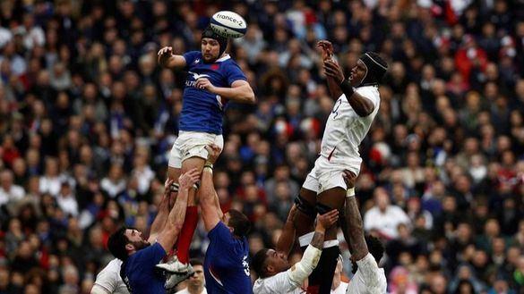 Seis Naciones. Francia usa a Inglaterra para proclamar su resurgir
