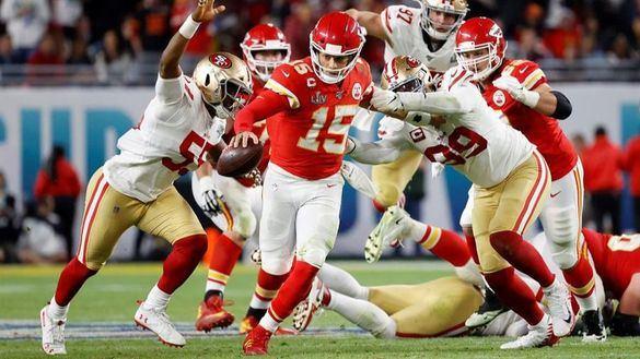 Super Bowl LIV. Mahomes apoca la leyenda de los 49ers y crea la de los Chiefs | 31-20