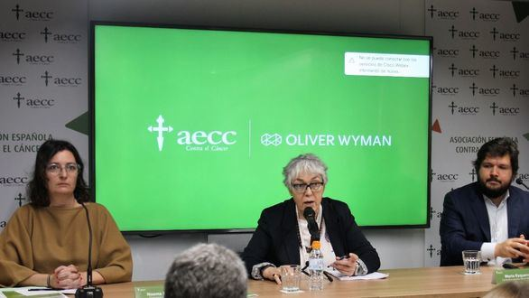El cáncer cuesta a los españoles 19.300 millones de euros al año