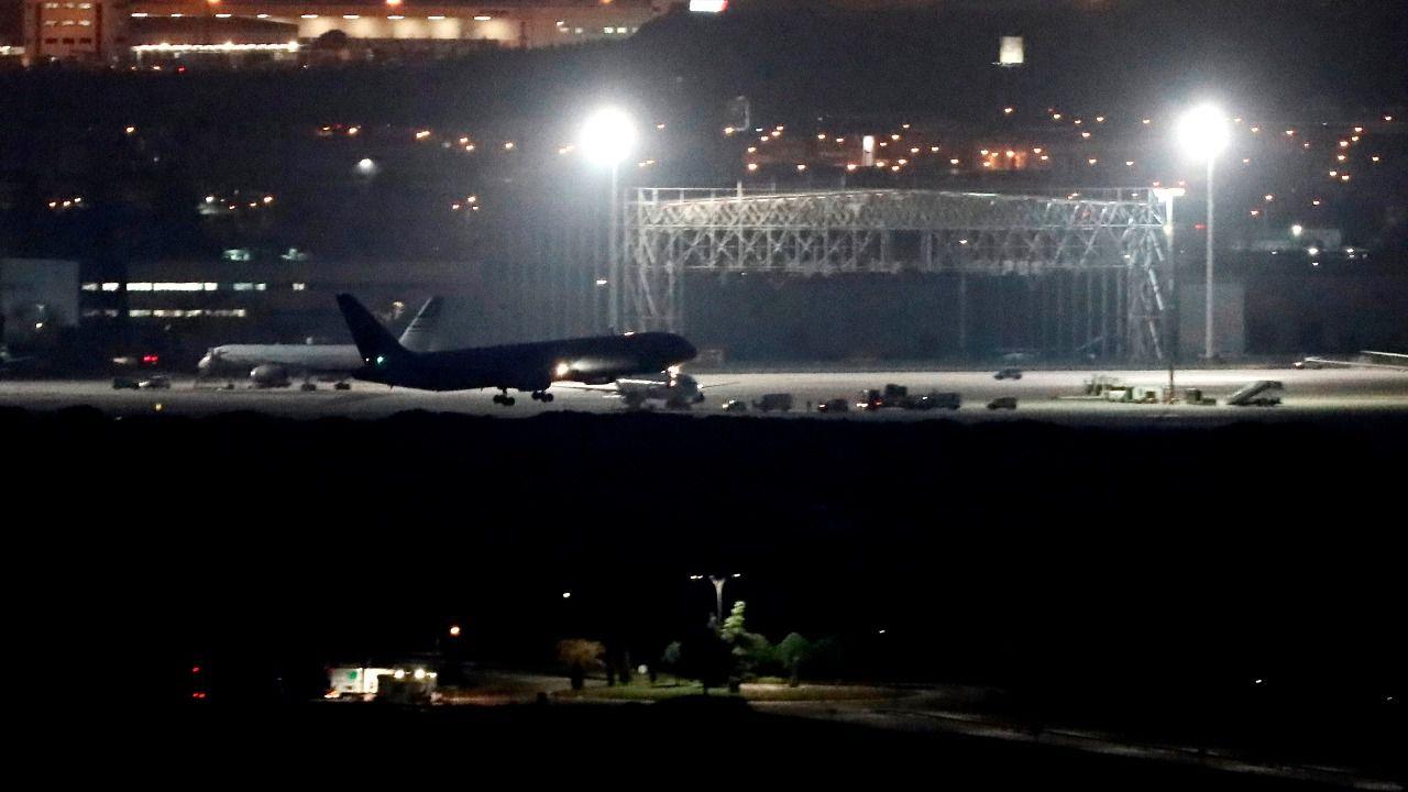 El 767 averiado de Air Canada aterriza con éxito en el aeropuerto de Barajas