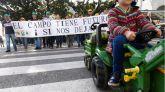 El campo mantiene las protestas pese a que el Gobierno reformará la Ley de Cadena