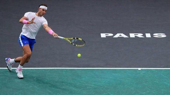 Nadal inaugura su nueva academia en Kuwait