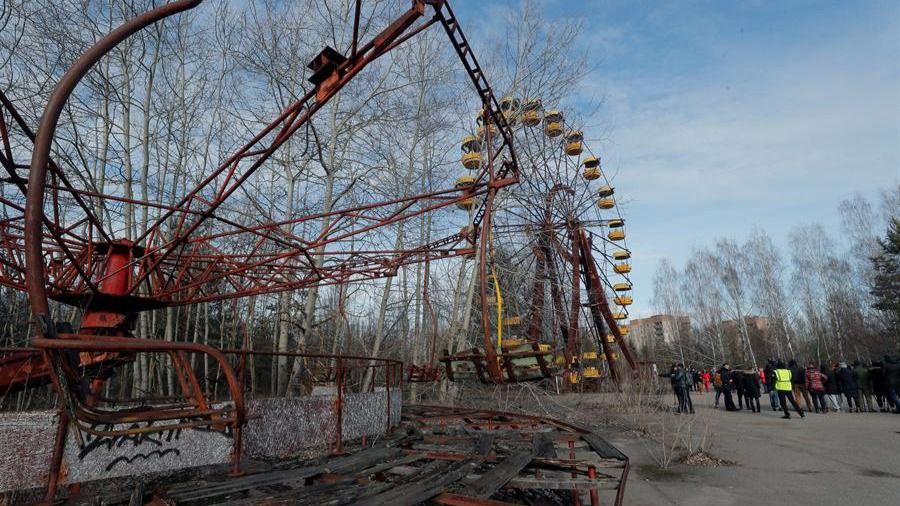 Prípiat cumple 50 años: la ciudad fantasma testigo del accidente de Chernóbil
