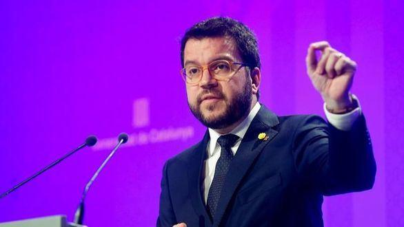 Aragonès da plantón a Montero: no acudirá a su convocatoria sobre Política Fiscal