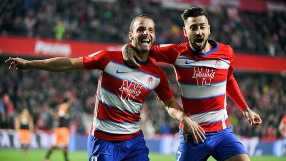 Un penalti en el descuento pone al Granada en semifinales | 2-1