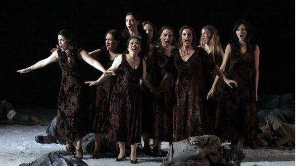 El Teatro Real presenta La valquiria, segunda etapa de El Anillo del Nibelungo