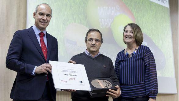 La Fundació Parc Científic Universitat de València y el Santander premian a 10 empresas innovadoras