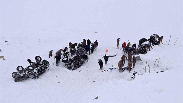Al menos 38 muertos por varios aludes en Turquía