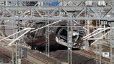 Dos muertos y 28 heridos por el descarrilamiento de un tren en Italia