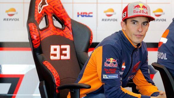 MotoGP. Márquez confiesa que su hombro