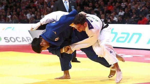 El imperial español Sherazadishvili gana el oro en el Grand Slam de París