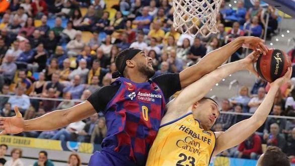 ACB. El Barcelona defiende su liderato con contundencia