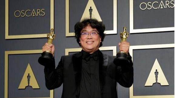 Los Óscar rinden pleitesía a la surcoreana Parásitos y los españoles se van de vacío