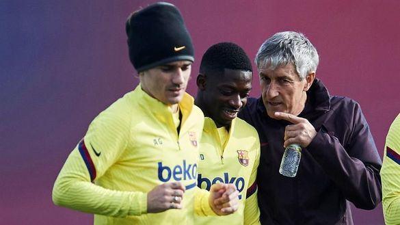 Griezmann se siente aislado en el Barça, según la revista France Football