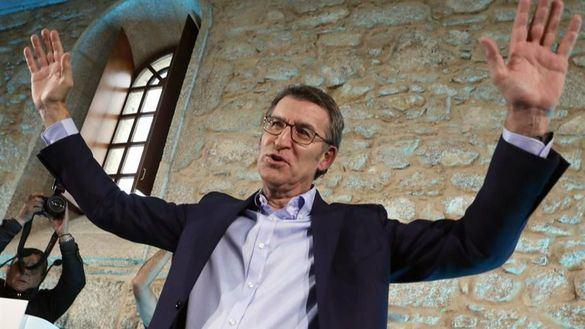 Núñez Feijóo confirma que repetirá por cuarta vez como candidato a las elecciones gallegas