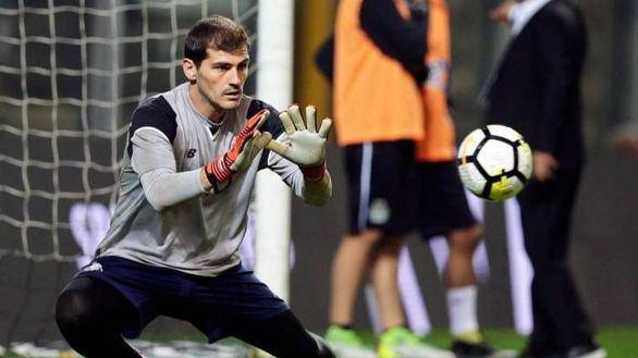 Iker Casillas se presentará a la Federación Española de Fútbol